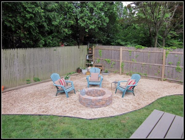 Amazing The Authors Provide Pictures Of What They Had To Work Within Their Yard.  Plus, They Shared Where They Struggled With This Project.