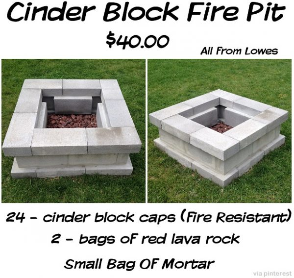 57 inspiring diy outdoor fire pit ideas to make s 39 mores for Make a fire pit cheap