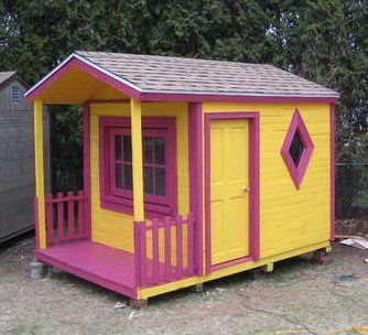 31 free diy playhouse plans to build for your kids secret hideaway does the idea of having a playhouse sound expensive well then give these plans a thorough glance because this playhouse is made from pallets solutioingenieria Choice Image