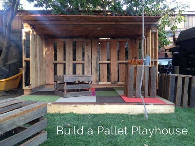 Stupendous 31 Free Diy Playhouse Plans To Build For Your Kids Secret Interior Design Ideas Clesiryabchikinfo