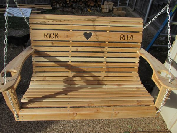 23 free diy porch swing plans ideas to chill in your front porch this is a nice cedar porch swing it is a traditional style but it appears to be another really comfortable choice it also appears easy enough to build on solutioingenieria Choice Image