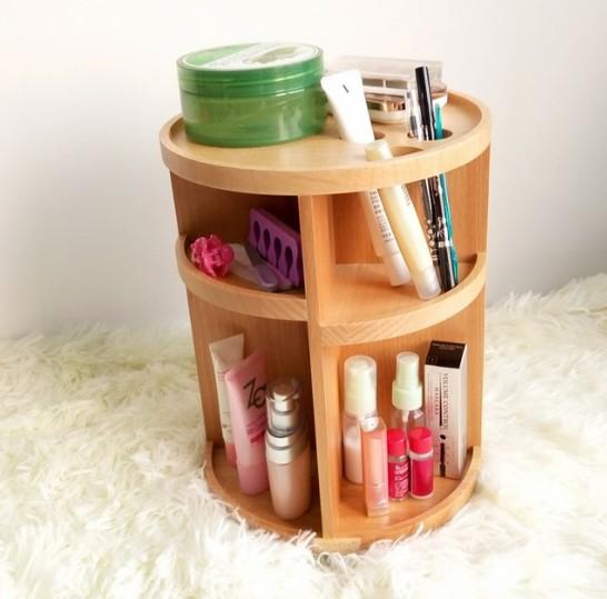 bathroom-ideas-rotating-table-organizer