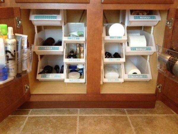 bathroom-ideas-sink-stack-bins