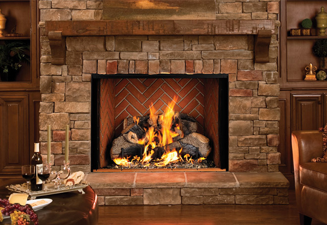 photo by A Cozy Fireplace Warrenville