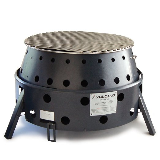 volcano-stove