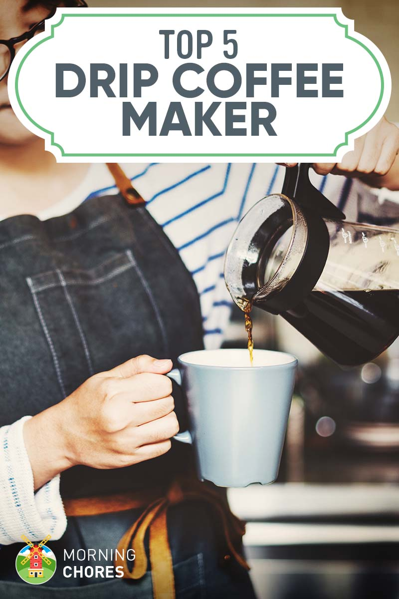 5 Best Automatic Drip Coffee Makers Reviews Buyers Guide