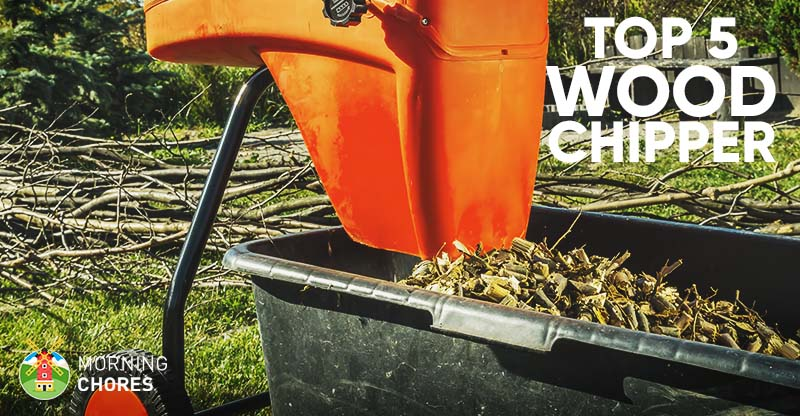 Best Wood Chipper For Home Use