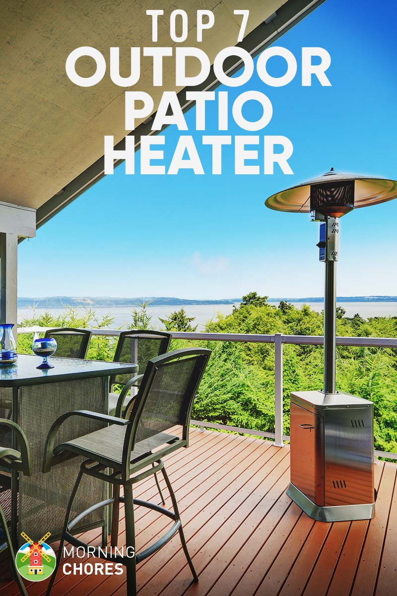 7 best outdoor patio heater reviews buying guide