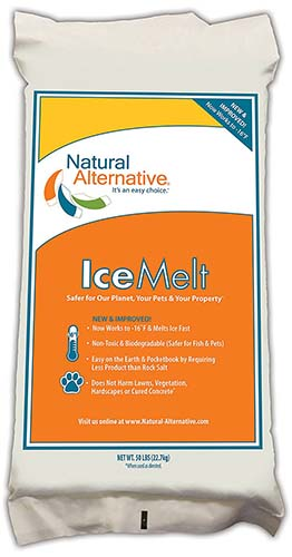 Natural Alternative Ice Melt