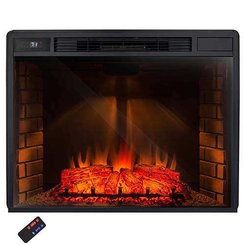 8 Best Electric Fireplace Heater Amp Stove Reviews Amp Comparison