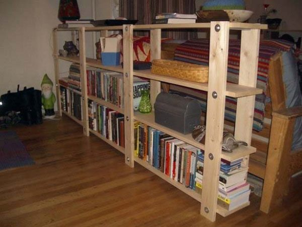 If you are a minimalist type of person then you are probably going to love this bookshelf. The reason is that they claim it has only around 1% waste in the ... & 51 DIY Bookshelf Plans \u0026 Ideas to Organize Your Precious Books