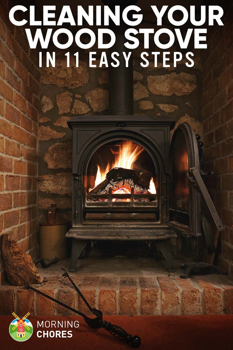 How to clean your wood stove and the chimney properly in 11 steps solutioingenieria Images
