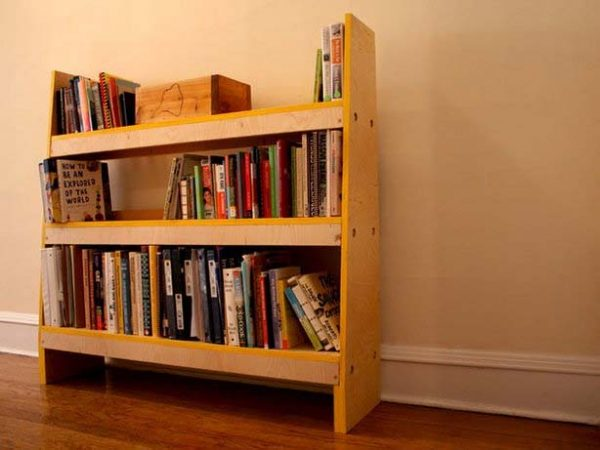 That Needs To Be Able Move Your Books When Necessary Then This Might A Shelving Option For You The Person Built Bookshelf Needed