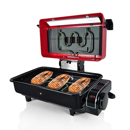 6 Best Electric Indoor Grills: Reviews and Comparisons
