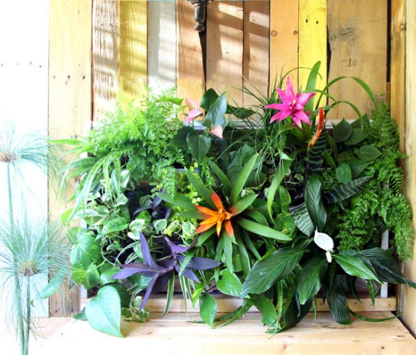 43 Gorgeous DIY Pallet Garden Ideas to Upcycle Your Wooden Pallets