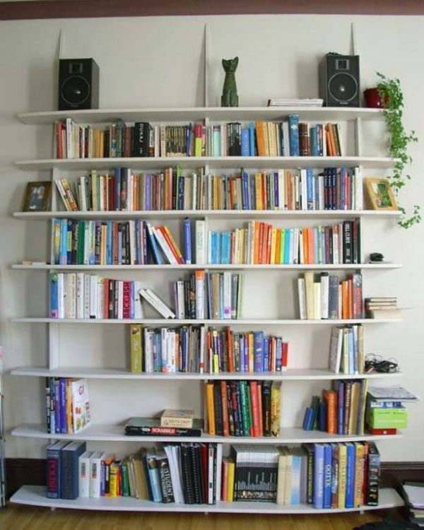 The Stylish And Easy To Make Bookshelf