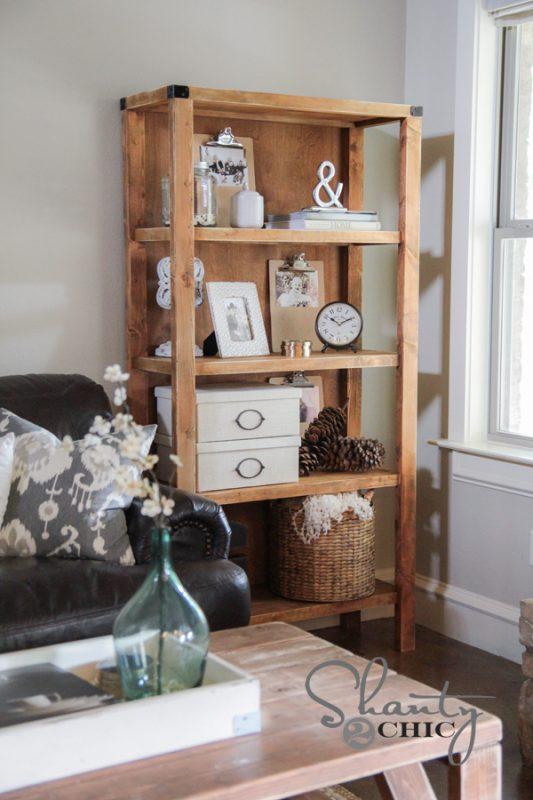 Henry Bookshelf