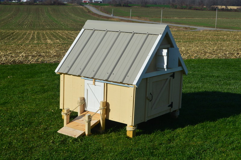 37 Free DIY Duck House / Coop Plans & Ideas that You Can ...