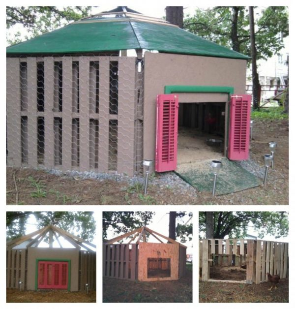 They Claim To Have Built This Duck House For Less Than $100. It Is A Really  Nice Duck House Regardless Of Price, Though.