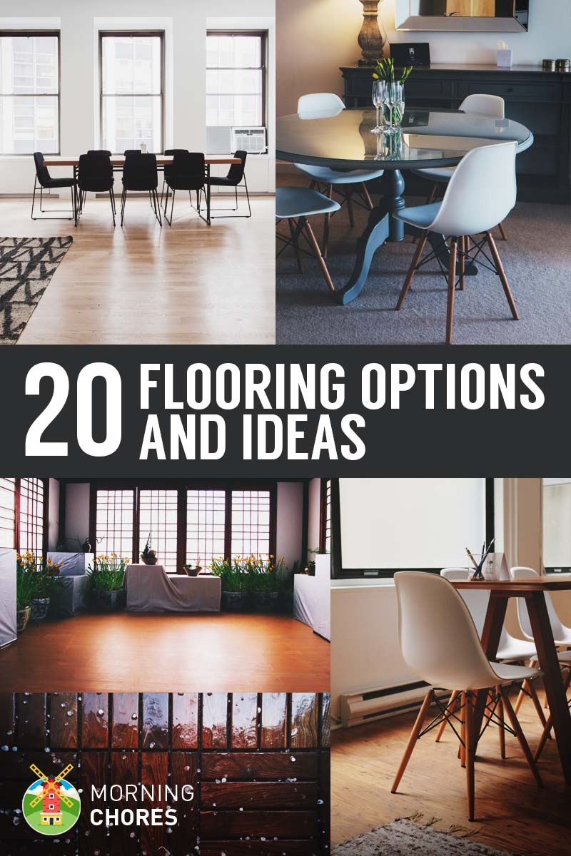 20 Appealing Flooring Options & Ideas That Are Sure to Astound You