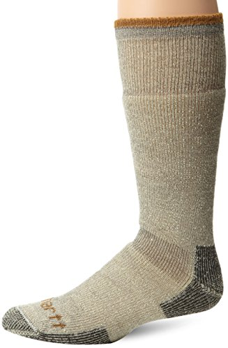 Carhartt Mens Arctic Wool Heavy Boot Socks