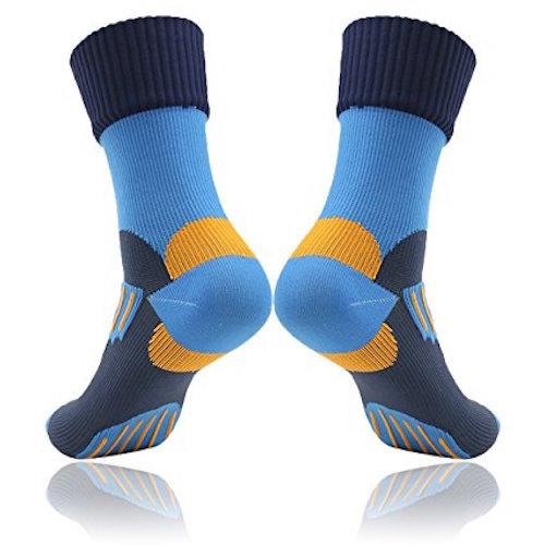 RANDY SUN Unisex Waterproof Breathable Sock