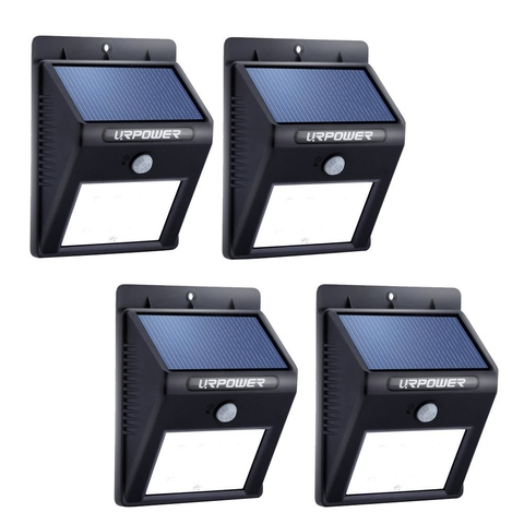 UrPower Security Solar Light