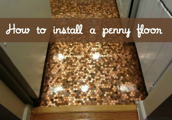 20 appealing flooring options ideas that are sure to astound you when we were remodeling our kitchen i came across this tutorial to do diy penny flooring i was desperately searching for any flooring option that wasnt solutioingenieria Gallery