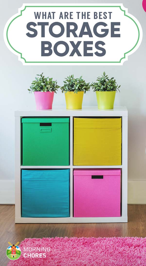 7 Best Storage Boxes That Are Practical, What Are The Best Photo Storage Boxes
