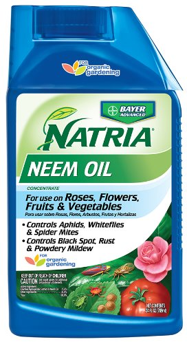 Bayer Advanced NATRIA Neem Oil Concentrate Pest Control
