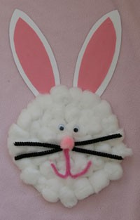 The Paper Plate Easter Bunny & 47 Creative \u0026 Easy DIY Easter Crafts for Your Kids to Make with You