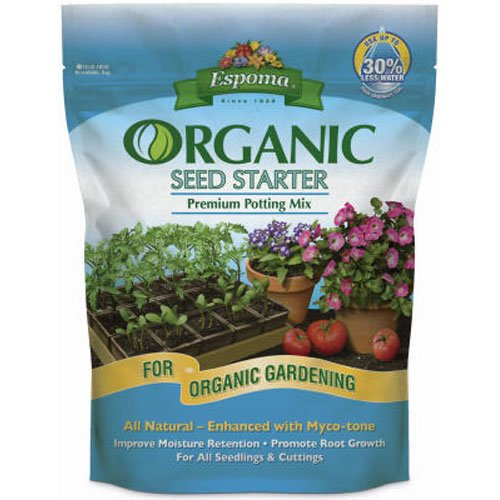 best seed starting mix