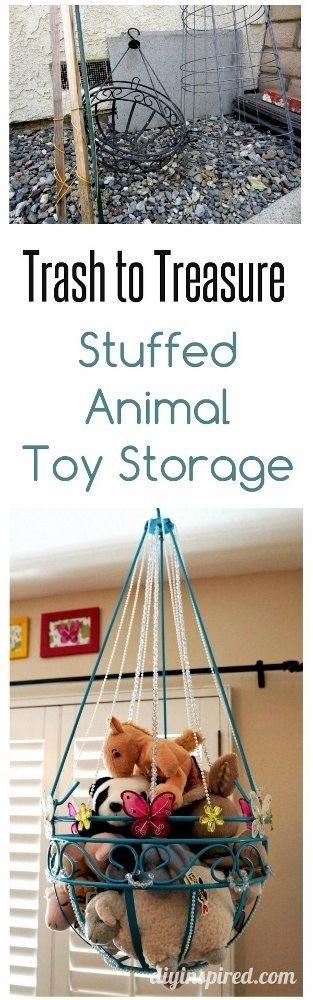 58 Genius Toy Storage Ideas Organization Hacks For Your Kids Room