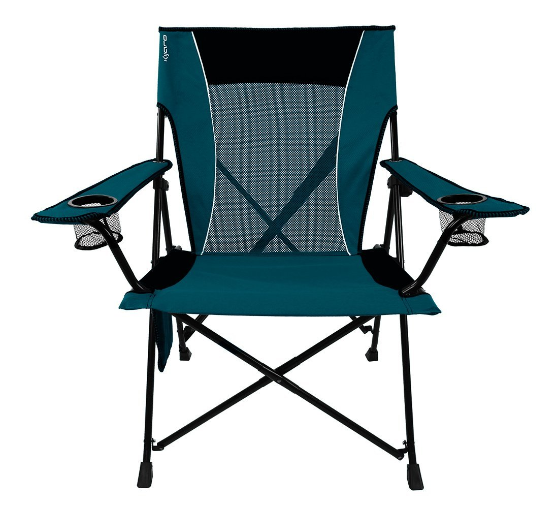Kijaro Dual Lock Folding Camping Chair