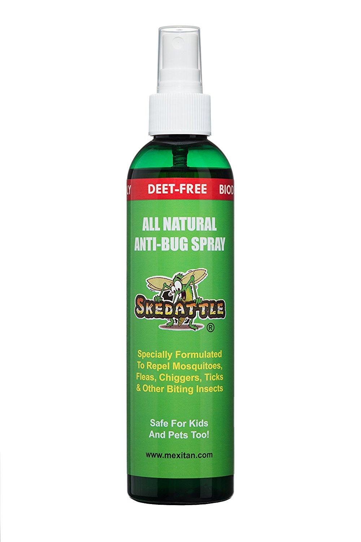 Skedattle Natural Insect Repellent