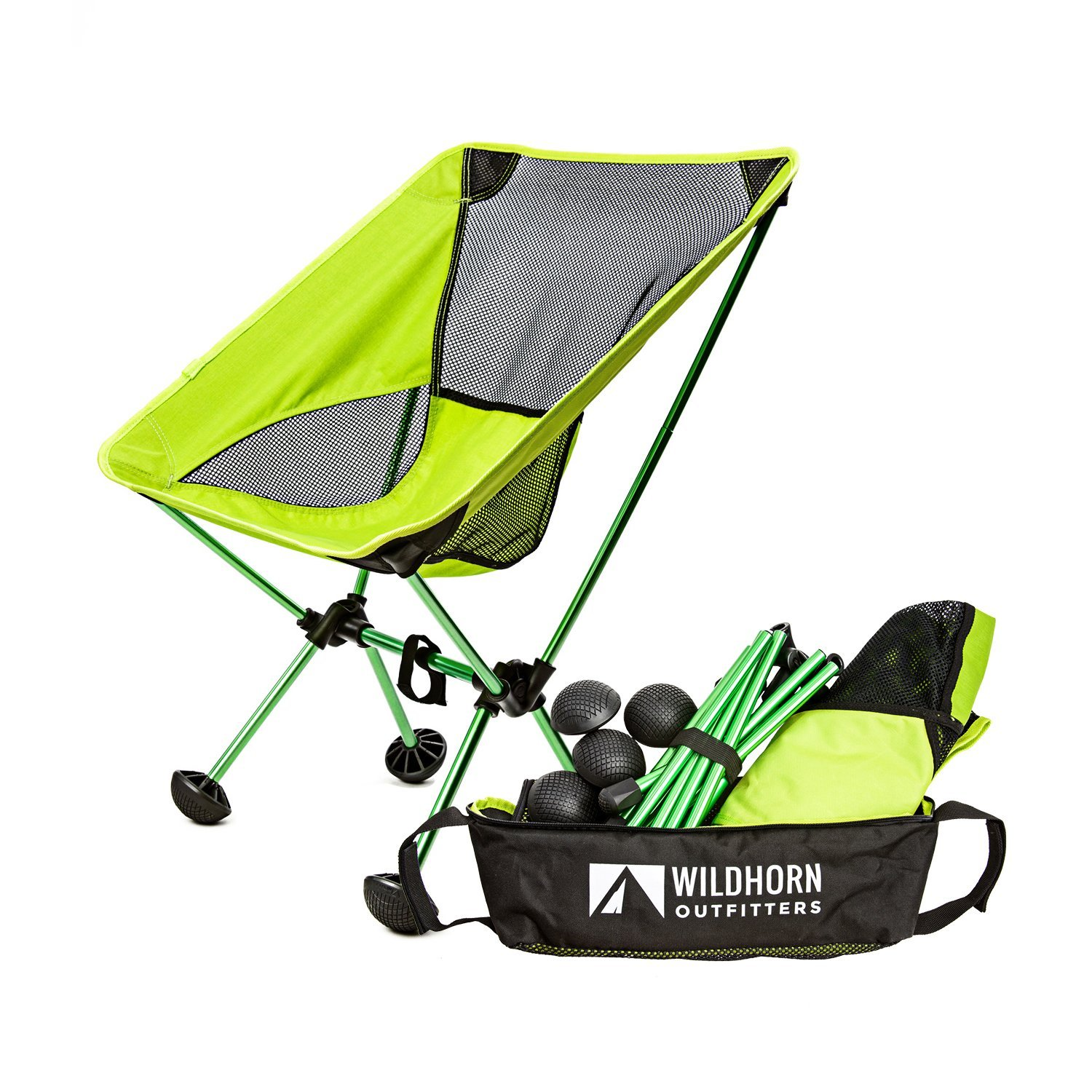 Wildhorn Outfitters Terralite Portable Camp : Beach Chair