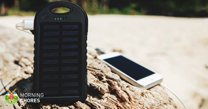 5 best solar charger for a mobile device that is quick and portable greentooth Image collections