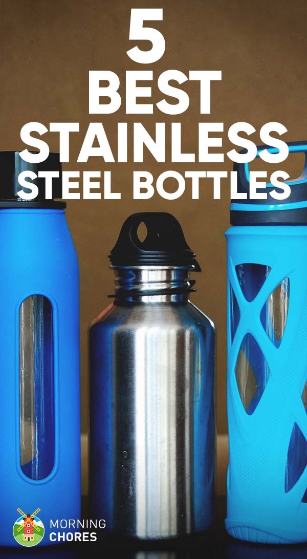 5 Best Stainless Steel Water Bottle for EDC, Survival, or ...