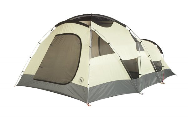 Big Agnes Flying Diamond Car 8 Person Camping Tent