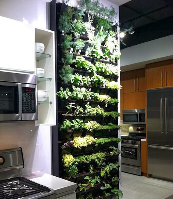 Ordinaire Vertical Herb Garden