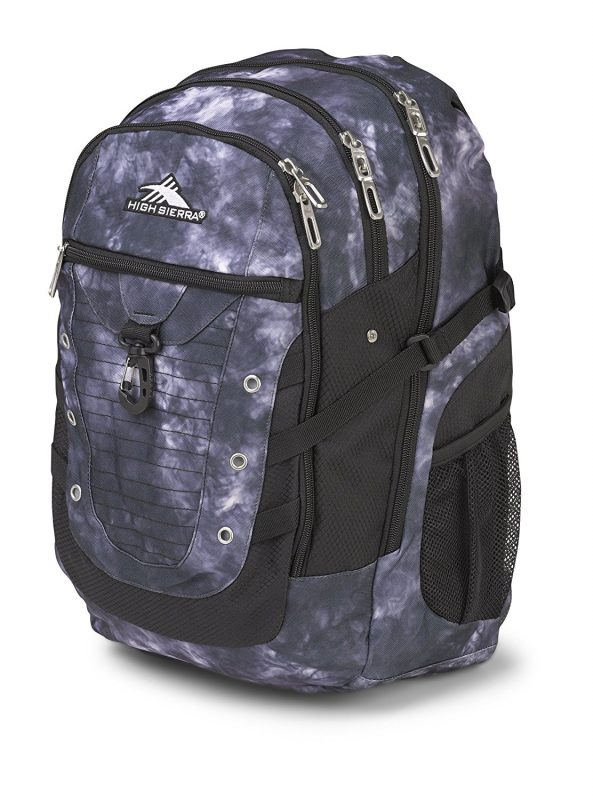 High Sierra Tactic School Backpack