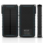 JETSUN Power Bank Sunpower Portable Solar Charger