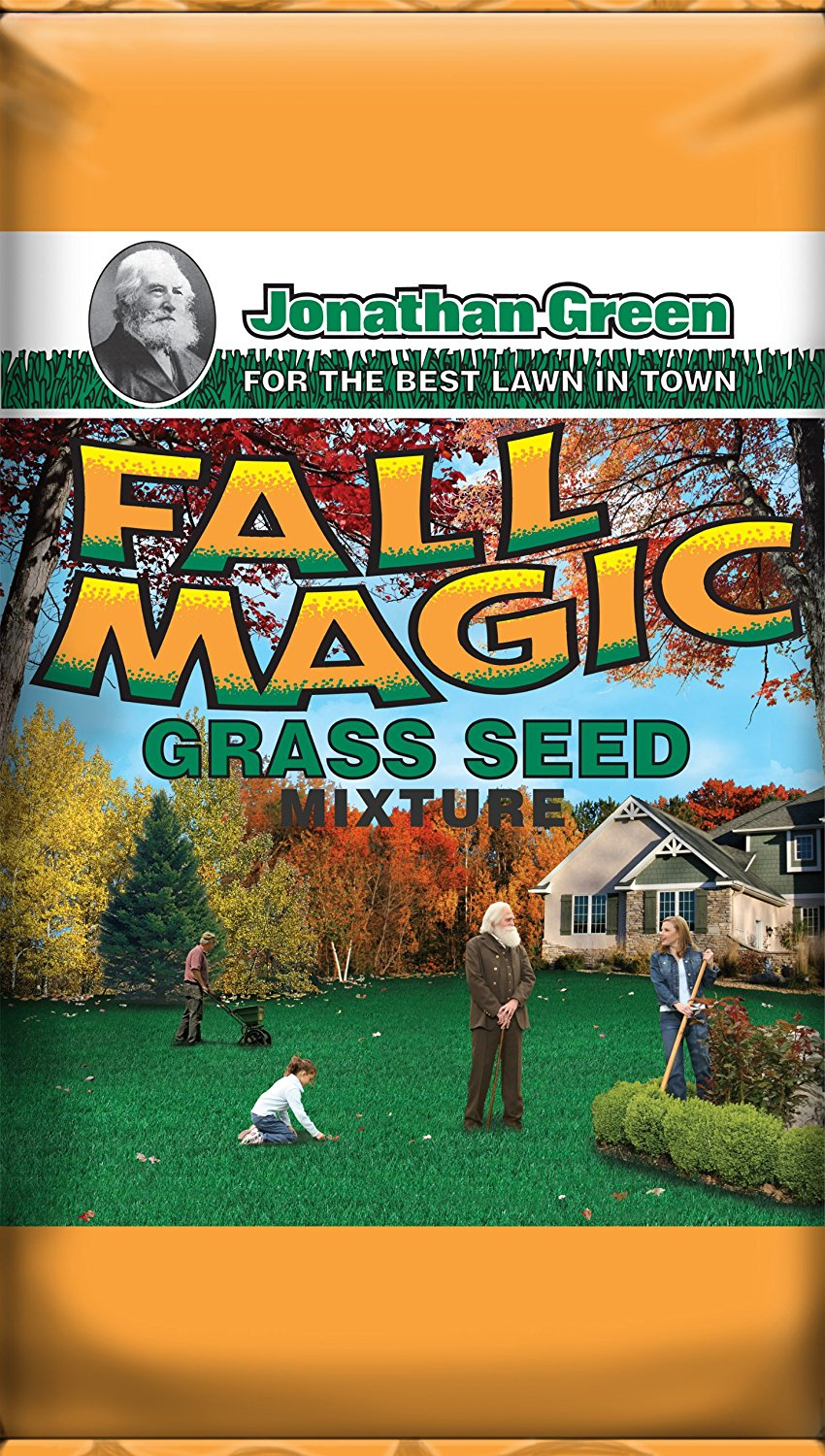 Jonathan Green Fall Magic Grass Seed Mix