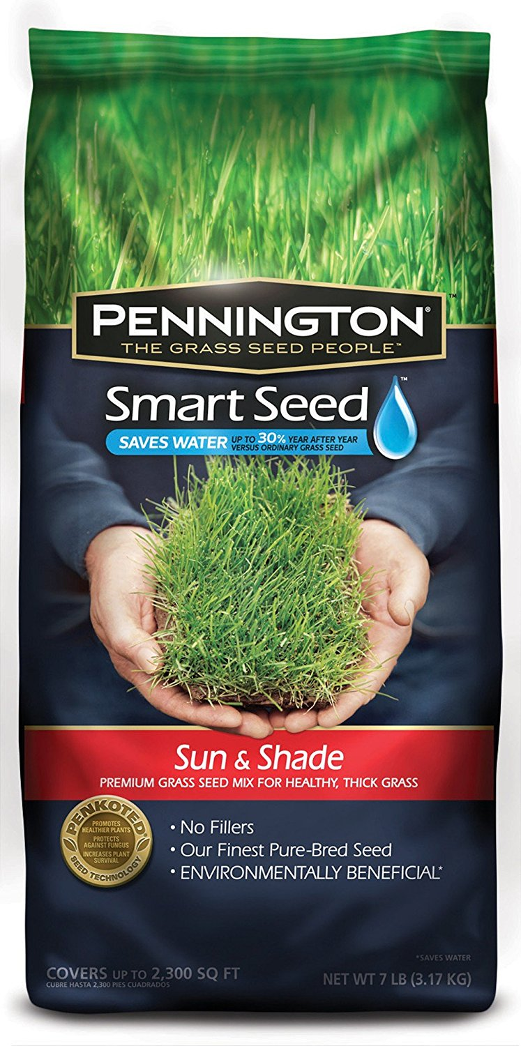 Pennington Smart Seed Sun and Shade Seeds