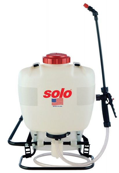 Solo Professional Piston Backpack Sprayer