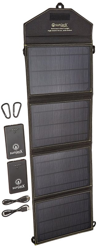 5 Best Solar Charger For A Mobile Device That Is Quick And