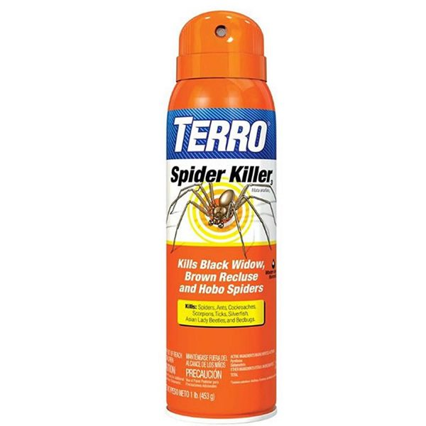 TERRO Spider Killer Aerosol Spray