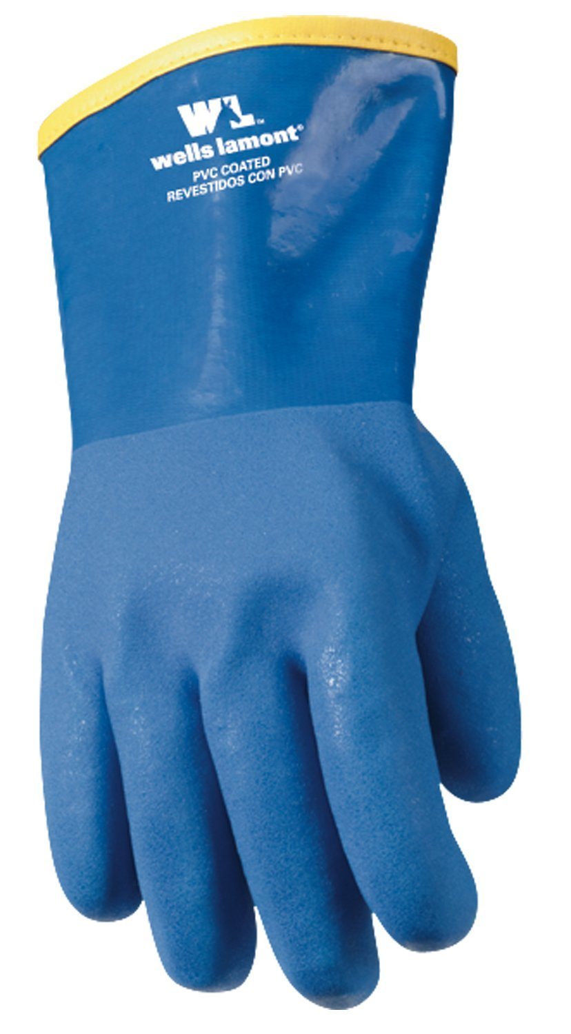 Wells 174L Lamont Work Gloves with Gauntlet Cuff