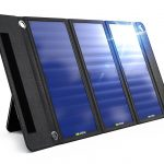 Wildtek Waterproof Portable Solar Charger Panel