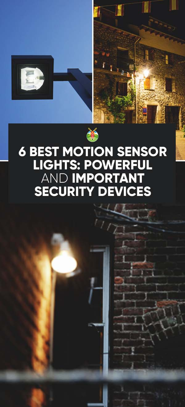 6 Best Motion Sensor Lights Powerful And Essential